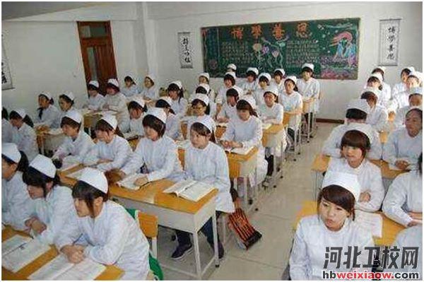 河北同仁医学中等专业学校教室